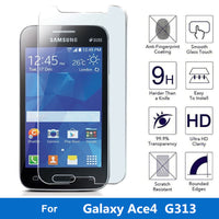 Tempered Glass Screen Protector For Samsung Galaxy Ace 4 Lite Duos / Trend 2 G313 Protective - BLUENYLEDIRECT