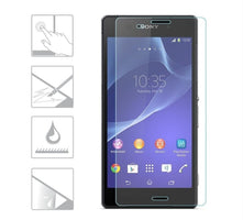 Premium Tempered Glass For SONY Xperia Z3 Z4 Z5 Screen Protector - BLUENYLEDIRECT