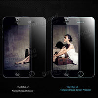 0.33mm Premium Tempered Glass Screen Protector For iPhone 6 - BLUENYLEDIRECT