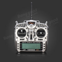 FrSky ACCST Taranis X9D PLUS 16CH 2.4GHz Transmitter with X8R Mode 2 - BLUENYLEDIRECT