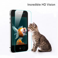 Tempered Glass Screen Protector for Samsung Galaxy S3 Mini Protective - BLUENYLEDIRECT