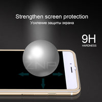 Tempered Glass For iphone 8 6 6S 7 Plus 5 5S SE Full Screen Protector - BLUENYLEDIRECT