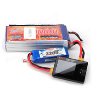 iSDT SC-608 150W 8A MINI Smart LCD Battery Balance Charger - BLUENYLEDIRECT