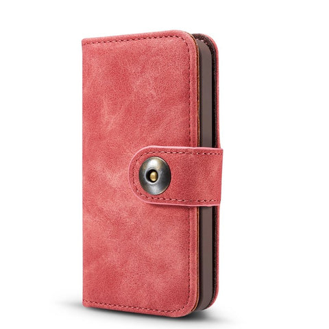 Caseme Magnetic Detachable Wallet Case For iPhone 5 5s SE - BLUENYLEDIRECT
