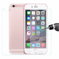 ENKAY 0.26mm Front + Back 9H Hardness 2.5D Explosion Proof Tempered Glass Protectors For iPhone 6/6S - BLUENYLEDIRECT
