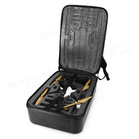 Realacc Hard Shell Backpack Case Bag for Hubsan X4 H501S RC Quadcopter Standard Version - BLUENYLEDIRECT
