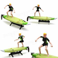 Great Wall 2.4GHz Surfboard Surf Motion Extreme Sports Surf Team In Water Play NO.2310 - BLUENYLEDIRECT