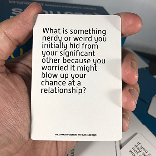 Couples relationship building games