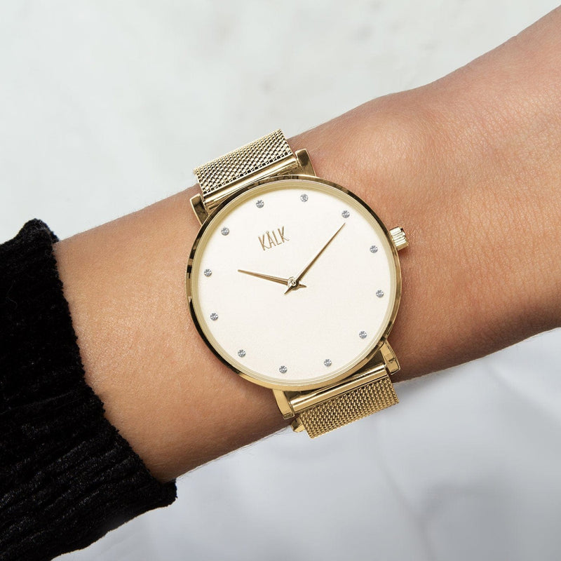 Reloj Dreamy Full Gold