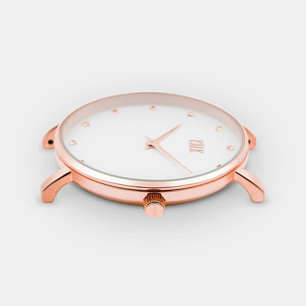 Reloj Dreamy Rose Gold / White