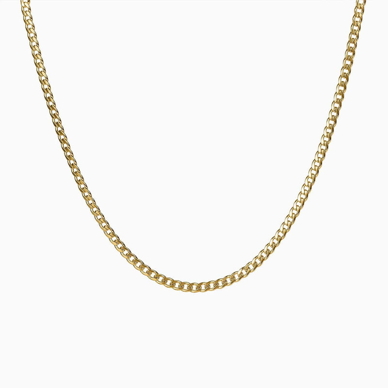 Necklace Mini Chain Gold