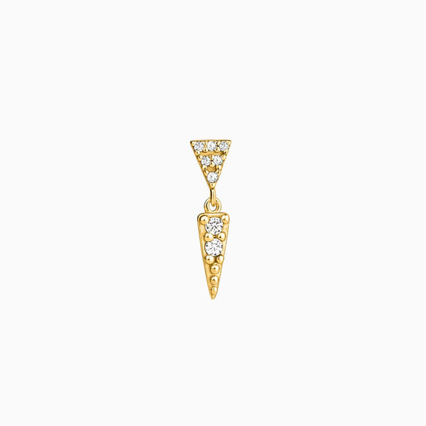 Piercing Triangle Oro
