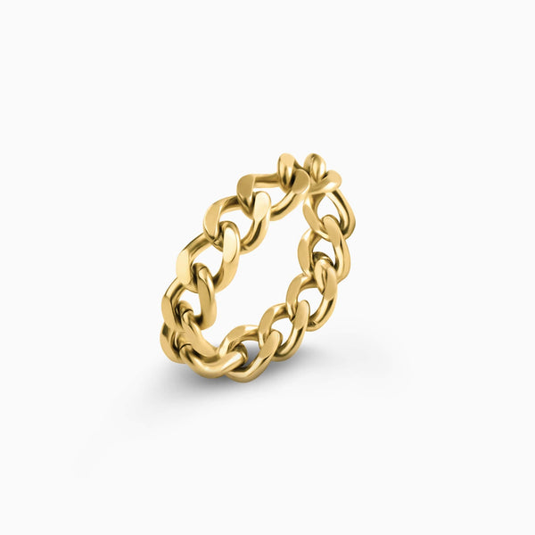 Ring Rolo Gold