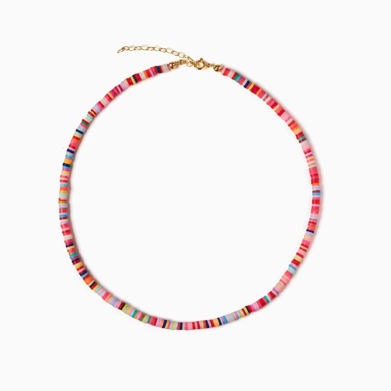 Collar Festival Multicolor