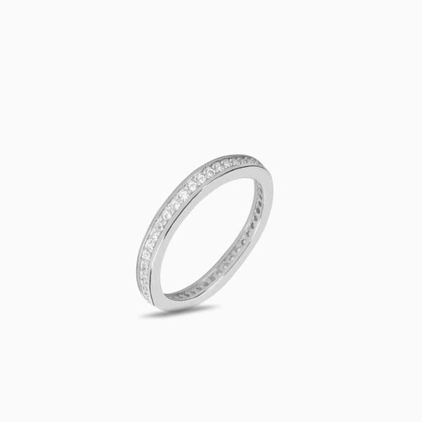 Anillo Loyalty Plata