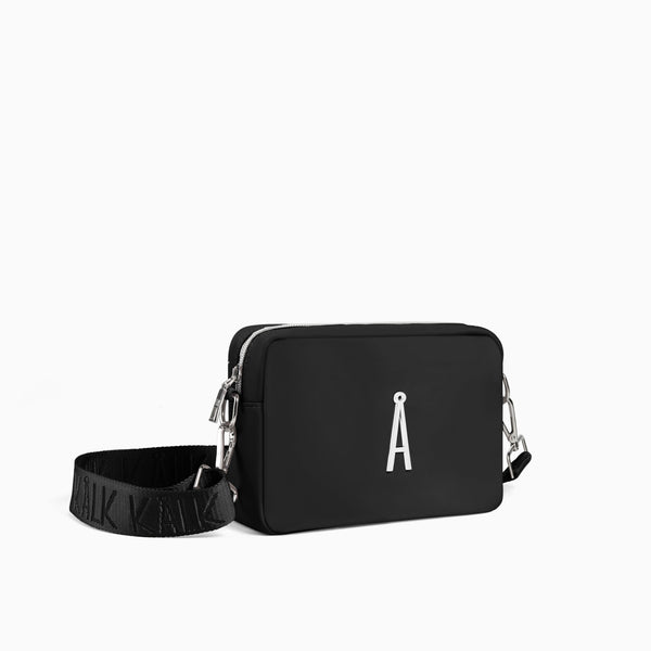 Shoulder Bag Black Kalk
