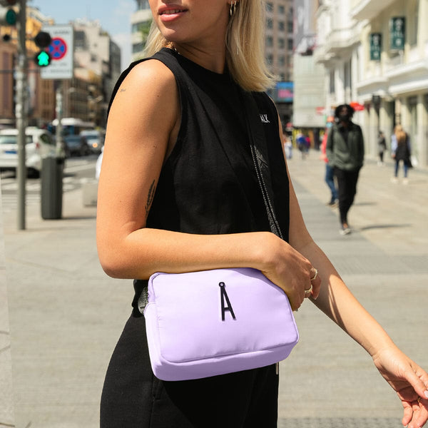 Shoulder Bag Purple Kalk