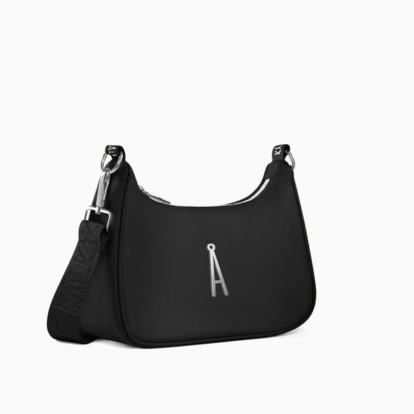 Mini Shoulder Bag Black