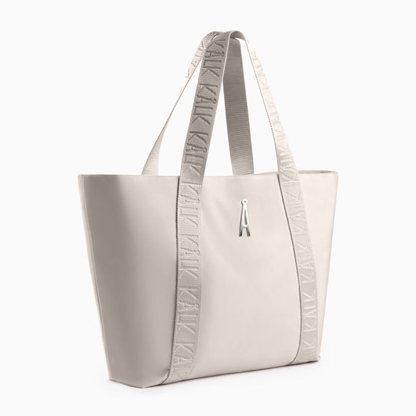 Shopper Bag Beige Kalk