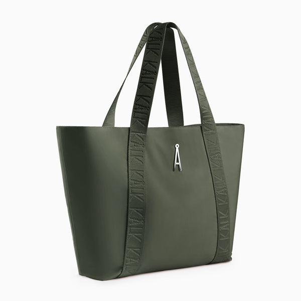 Shopper Bag Khaki Kalk