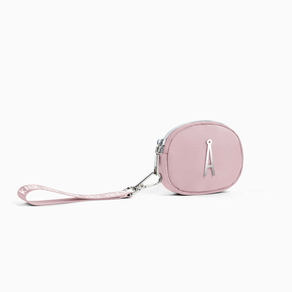Coin Purse Pink Kalk
