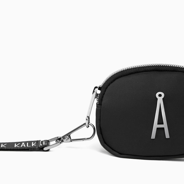 Coin Purse Black Kalk