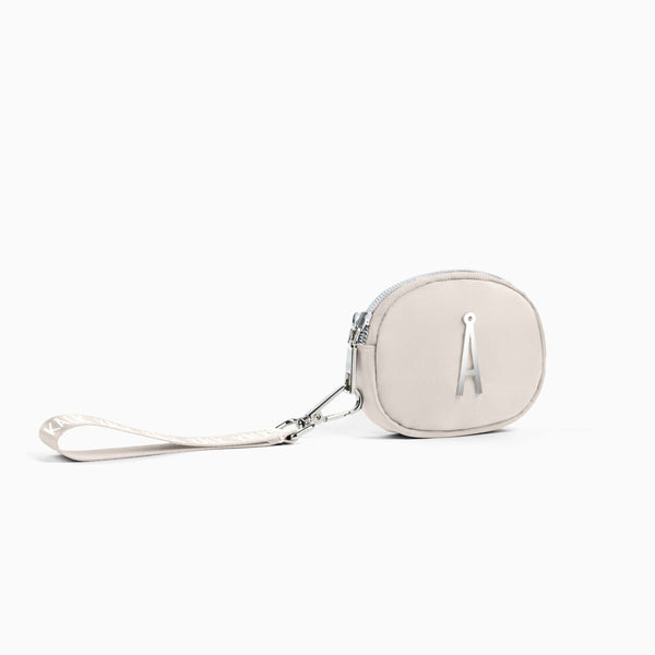 Coin Purse Beige Kalk