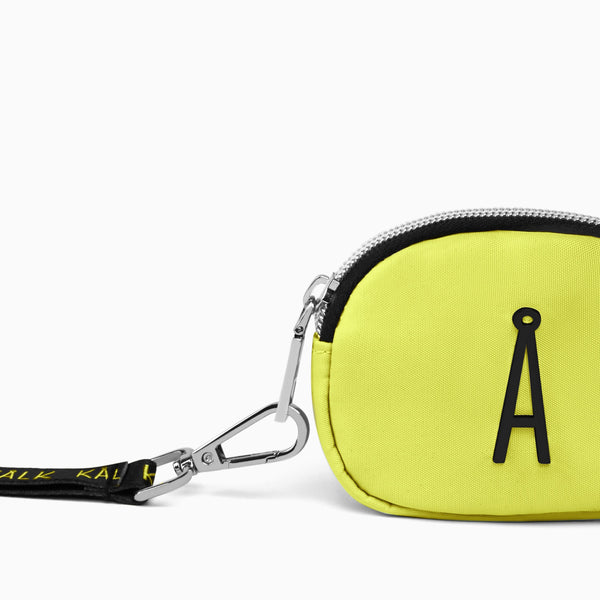 Coin Purse Lime Kalk