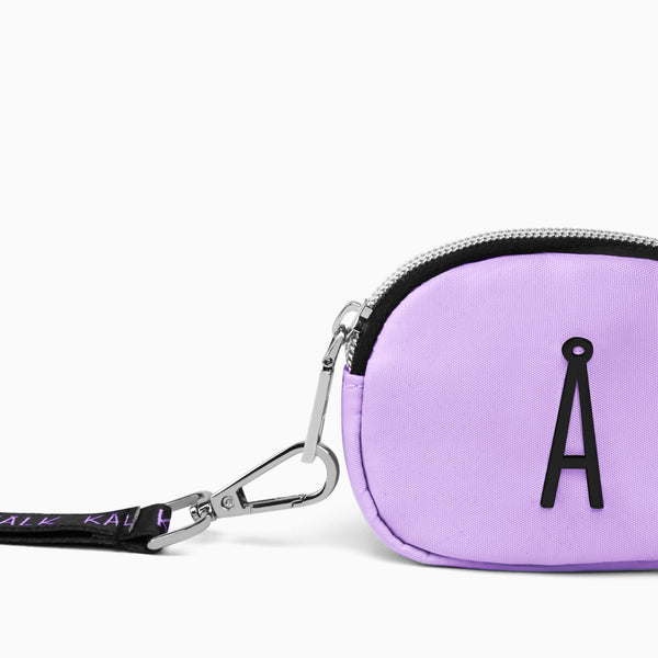 Coin Purse Purple Kalk
