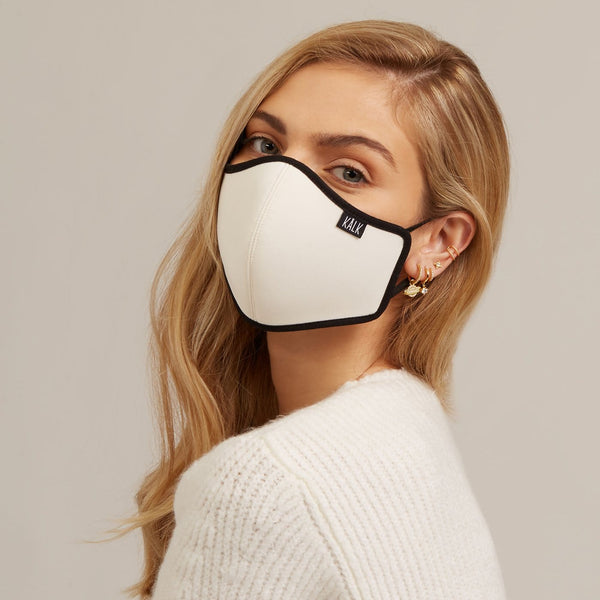 Kalk Mask White