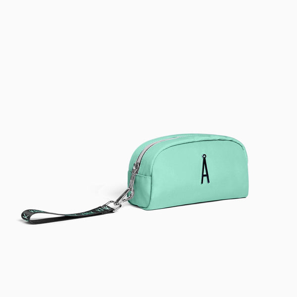 Make-Up Bag Mint Kalk