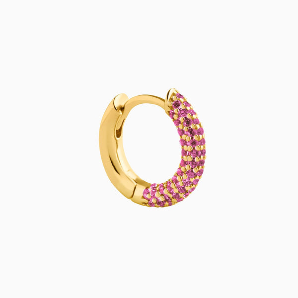 Mellow Ruby Piercing Gold