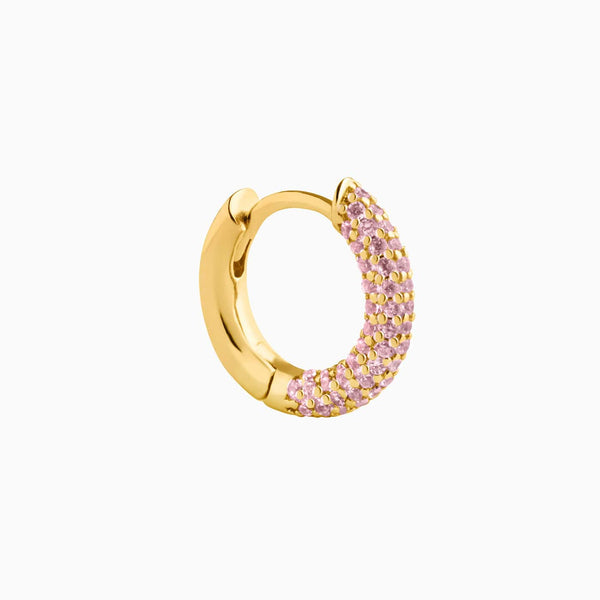Mellow Sweet Hoop Piercing Gold