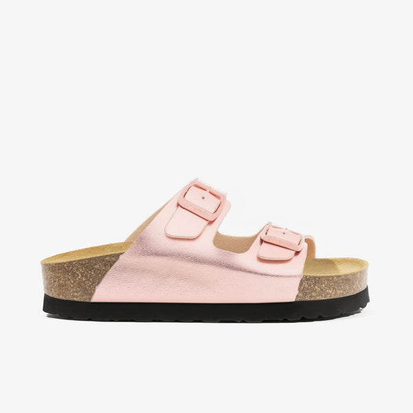 Bio Sandal Classic Laminated / Rose Gold