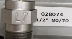 "Sealcoat Spray Tip 1/2"" NPT (80/70x1/2"")"
