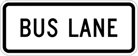 Bus Lane Sign R3-5GP