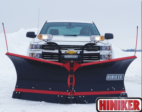 Hiniker Snow Plows and Spreaders