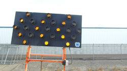 Used Wanco Arrow Board AB-105