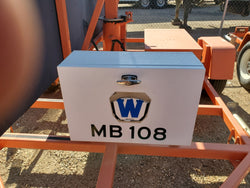 Used Wanco Message Board MB108