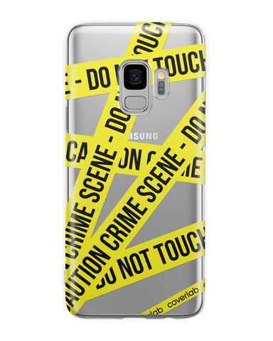 Crime Scene Samsung Case - Coverlab