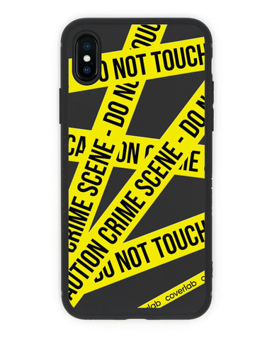Crime Scene iPhone Case - Coverlab