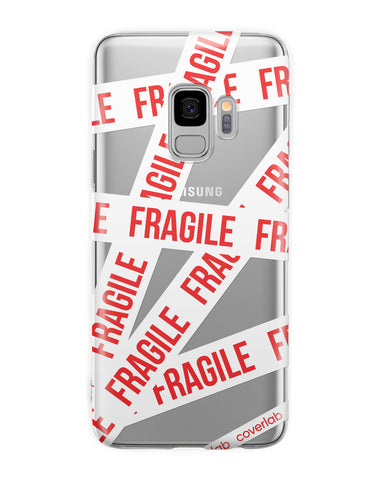 Cover Fragile Samsung - Coverlab