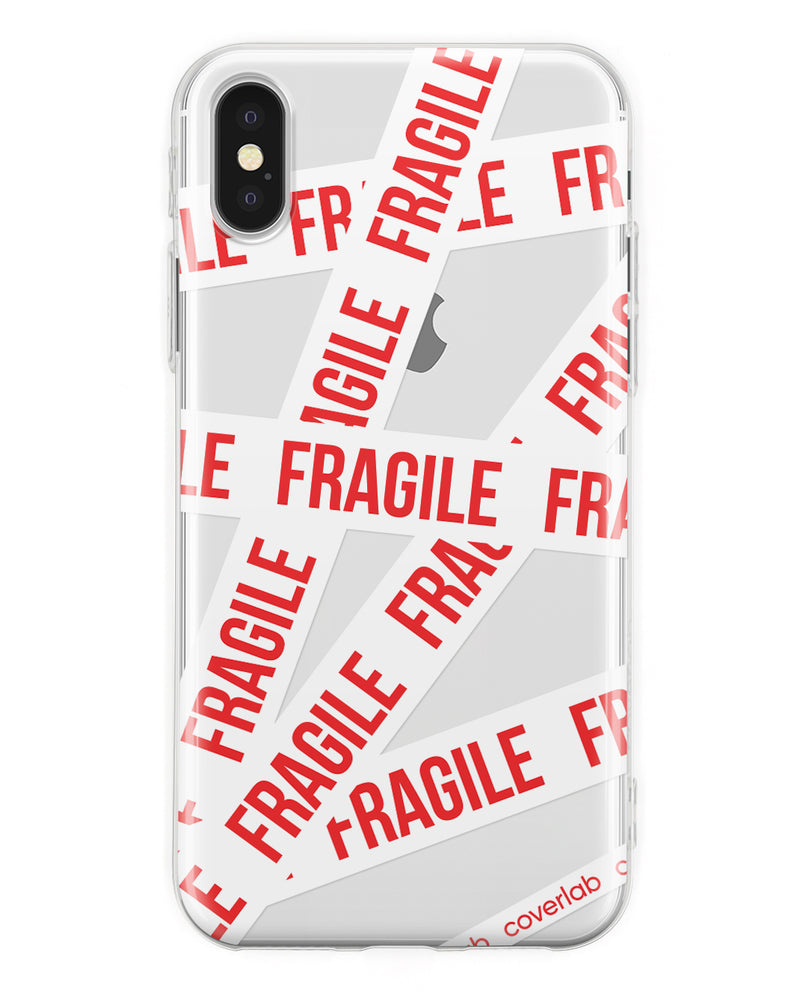 Fragile iPhone Case - Coverlab