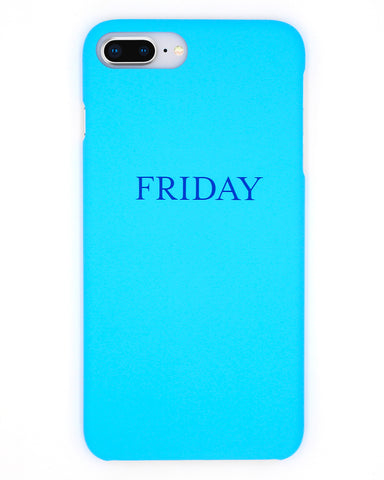 Friday iPhone Case - Coverlab