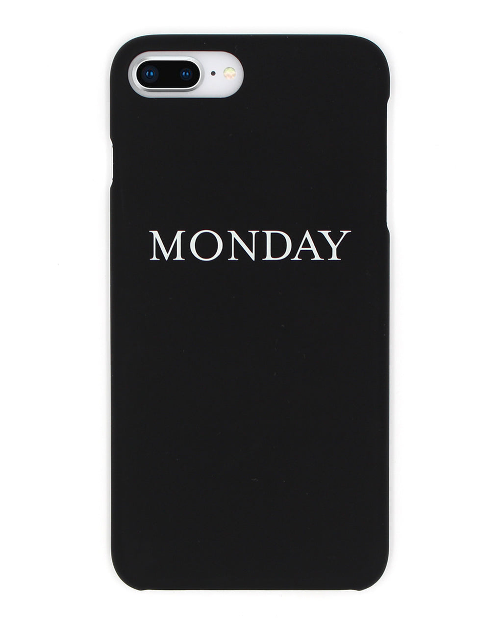 Monday iPhone Case - Coverlab