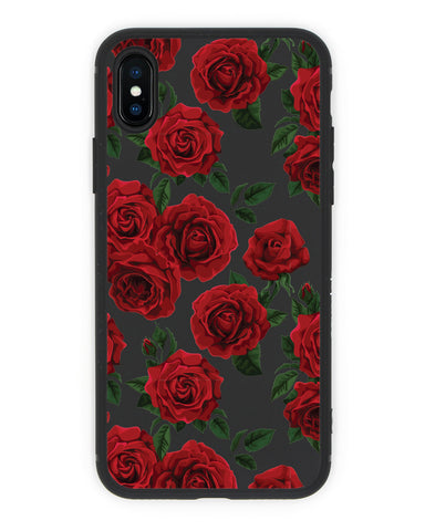 Cover Rose iPhone - Coverlab