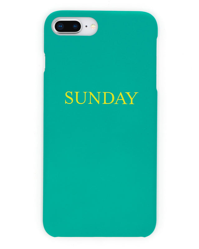 Sunday iPhone Case - Coverlab
