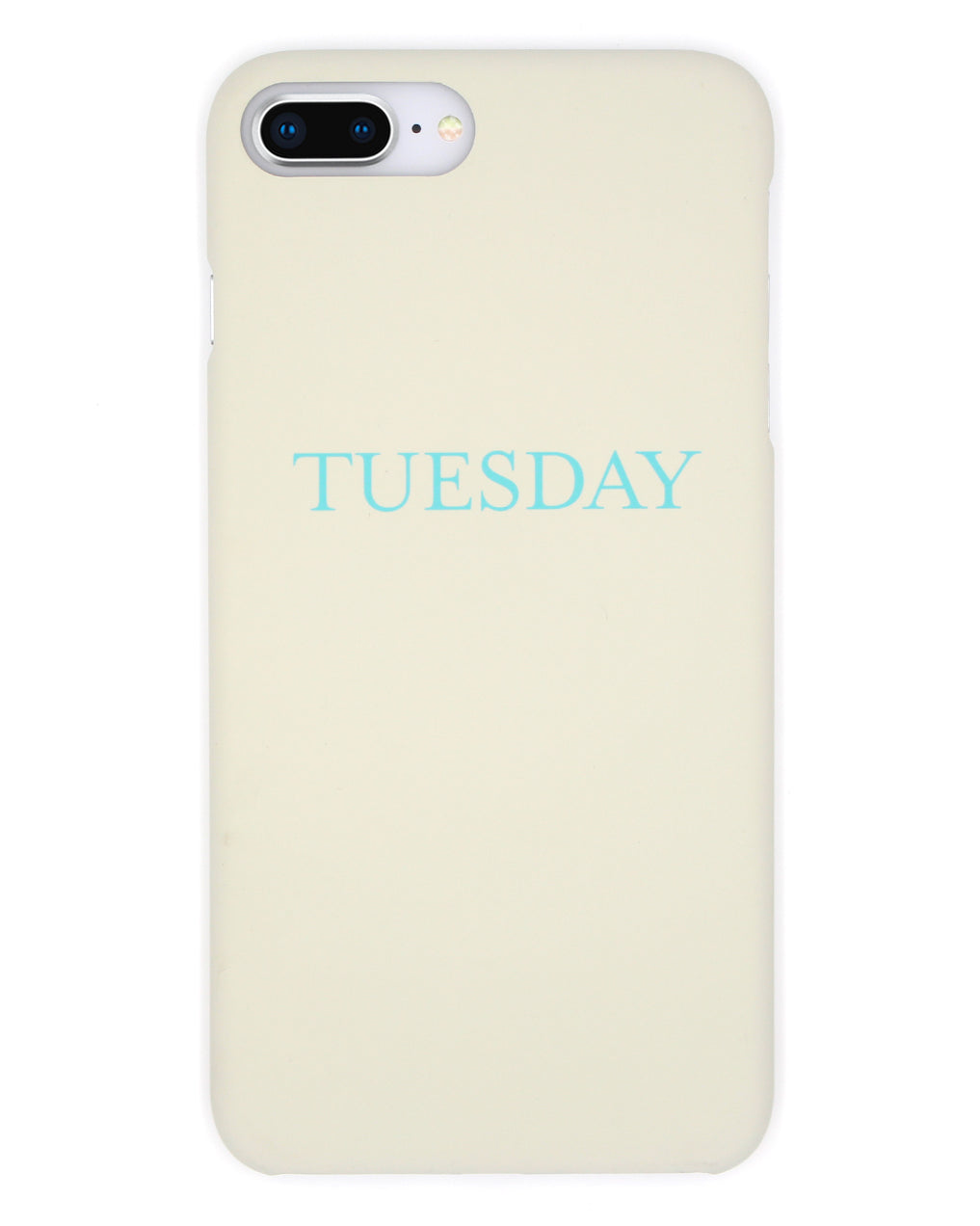 Tuesday iPhone Case - Coverlab