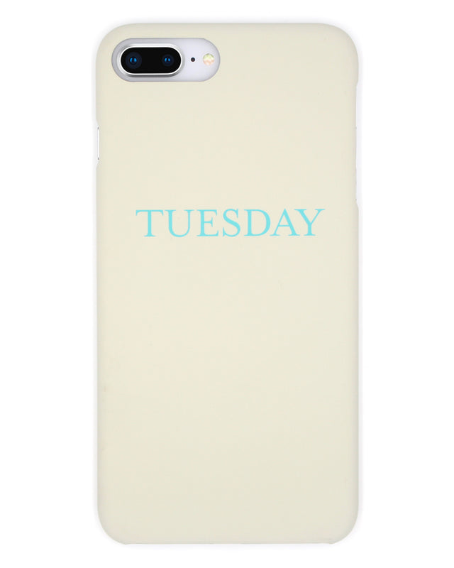 Cover Tuesday iPhone - Coverlab