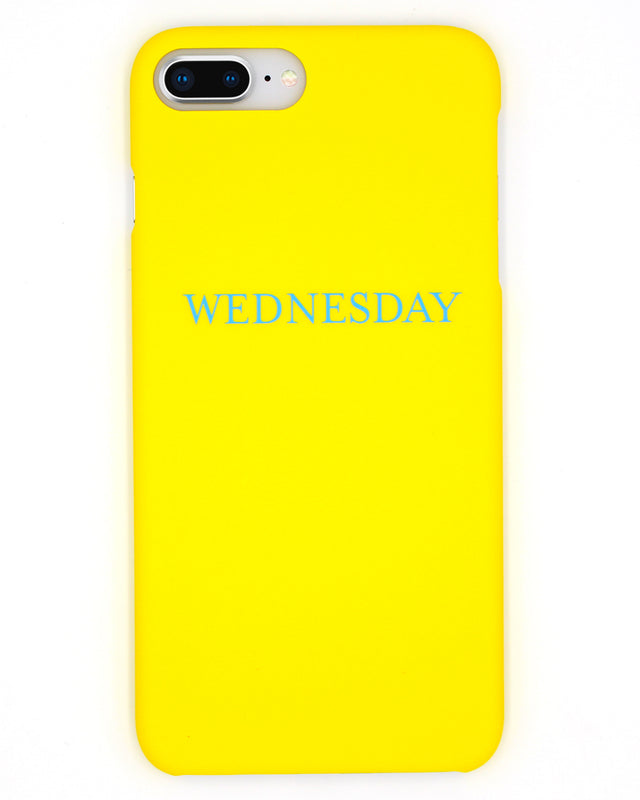 Cover Wednesday iPhone - Coverlab